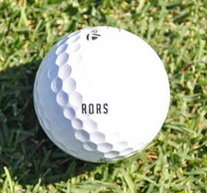 McIlroys golf ball marking