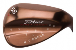 Reach the green customised Vokey